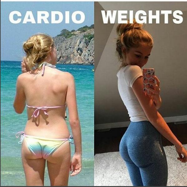 Cardio Weights