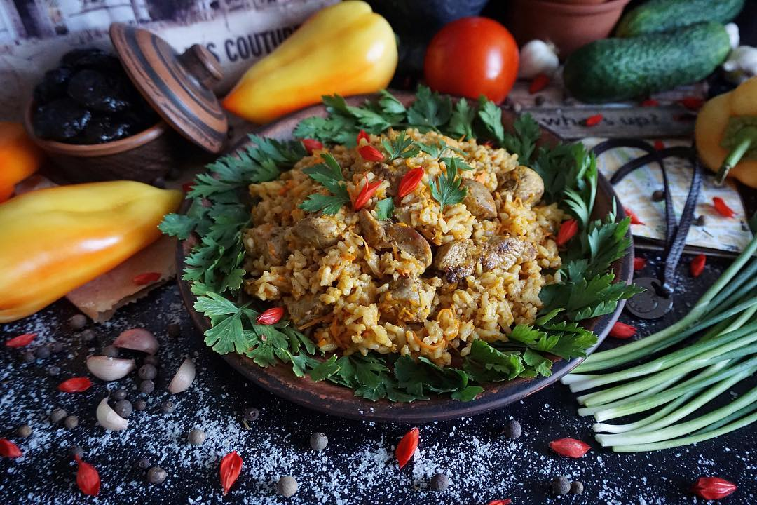 PILAF IN MULTIVARCA