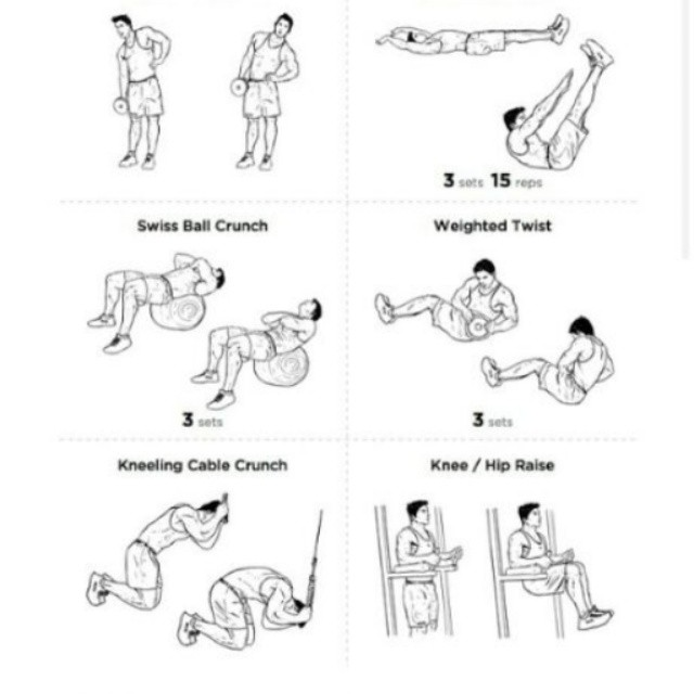 exercise for home