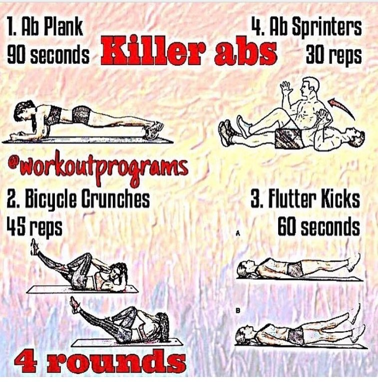Exercise Killer ABS