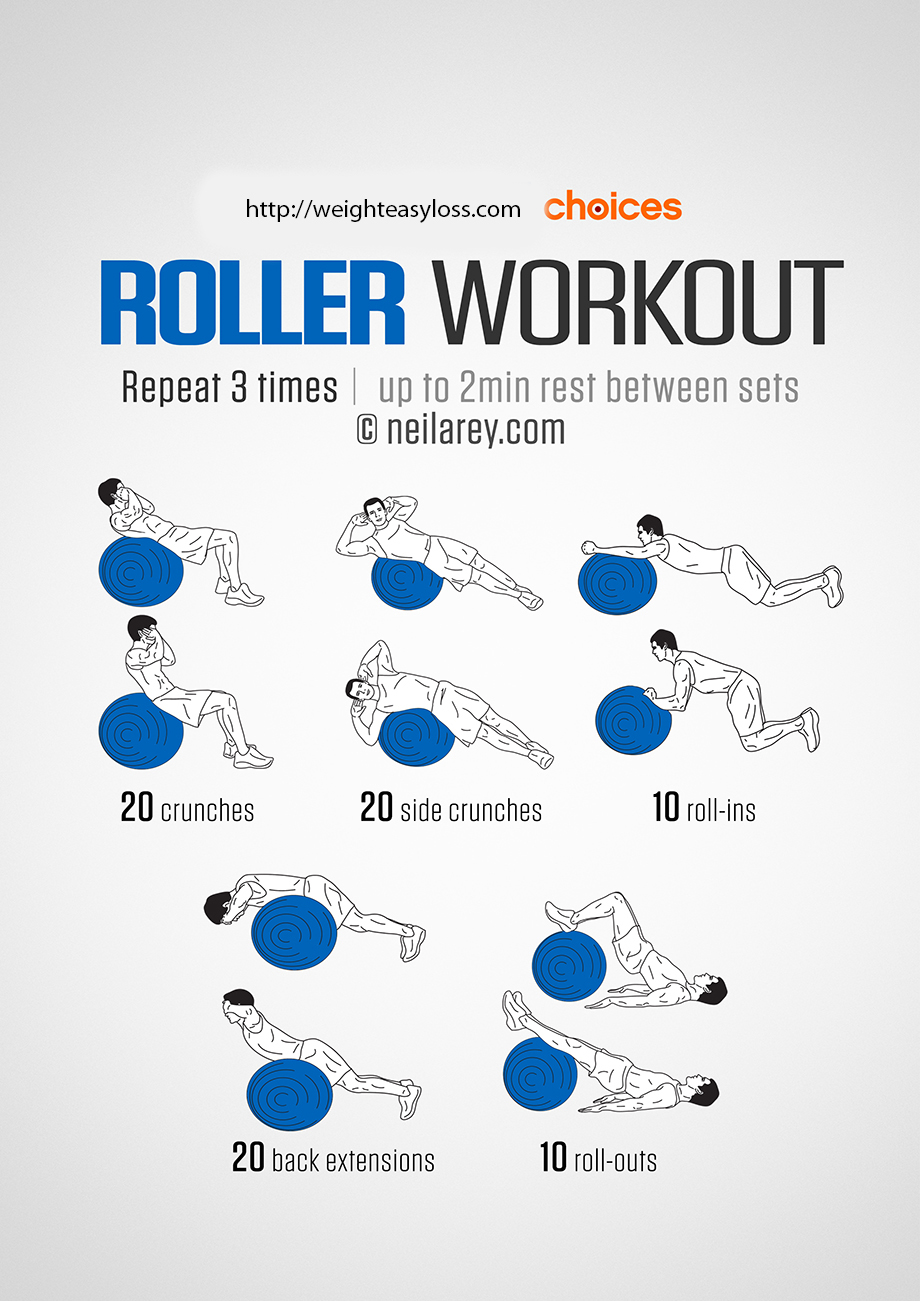Roller Workout