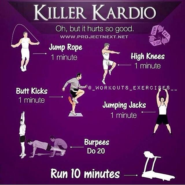 killer kardio