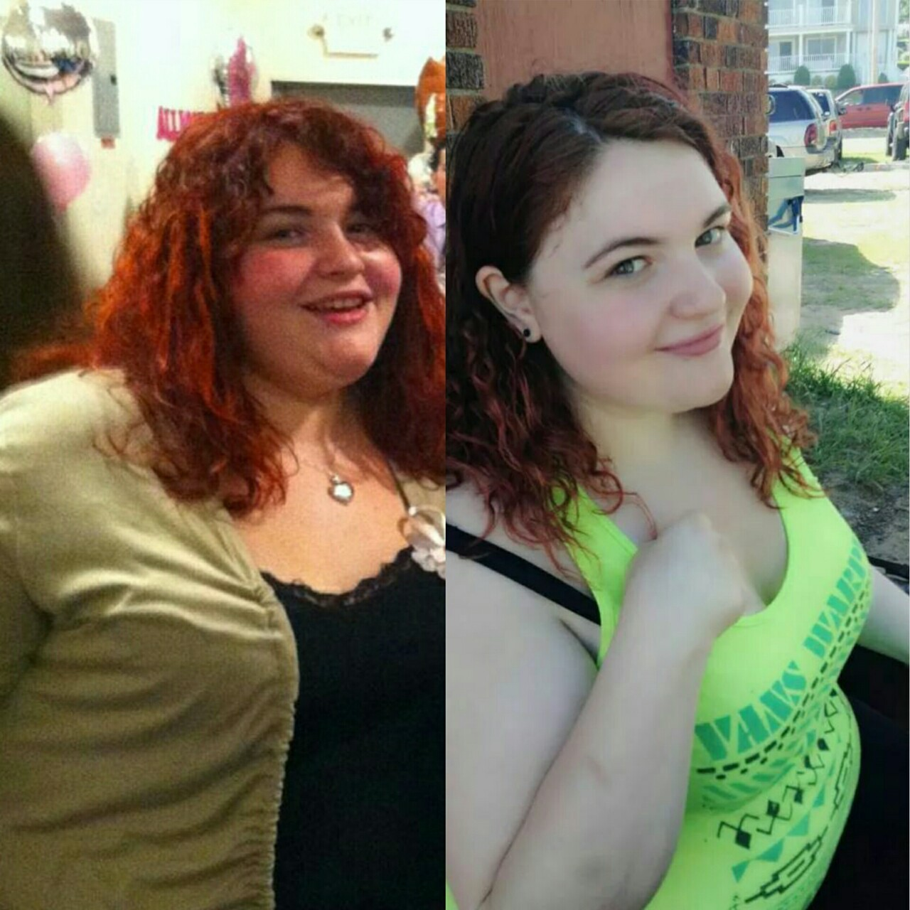 Lost over 30 pounds
