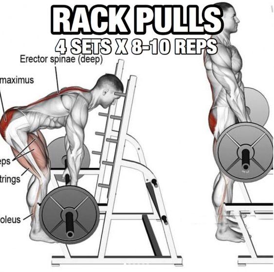 Rack pulls