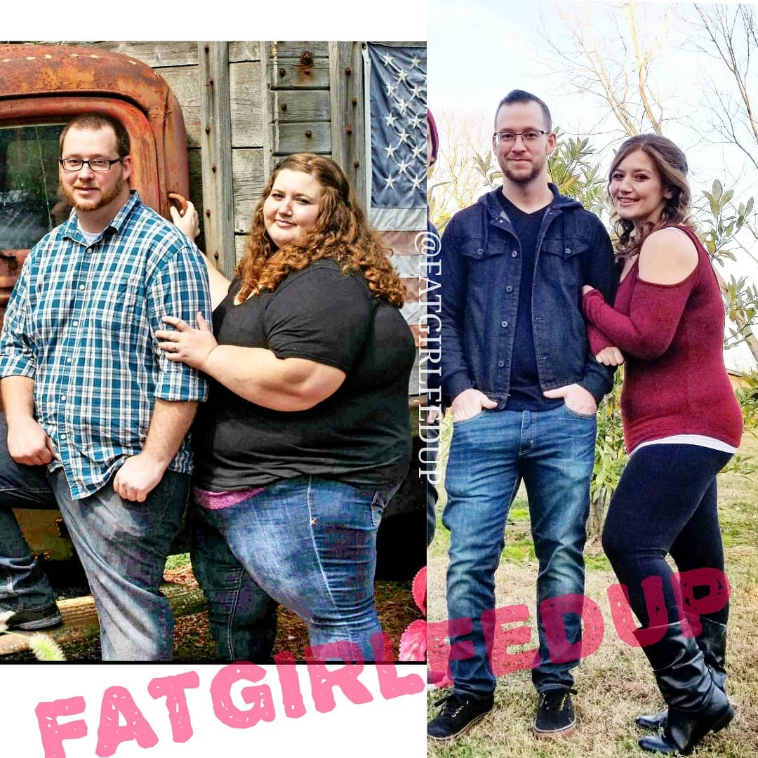 394lbs to lose weight together