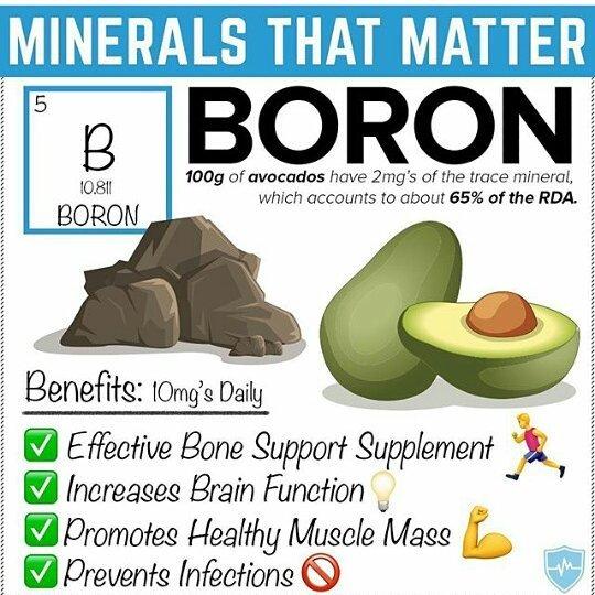 Minerals that matter!