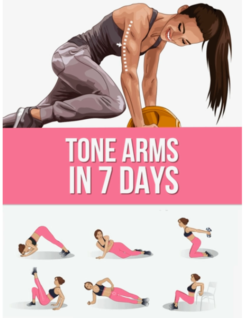 Tone ARMS in 7 Days