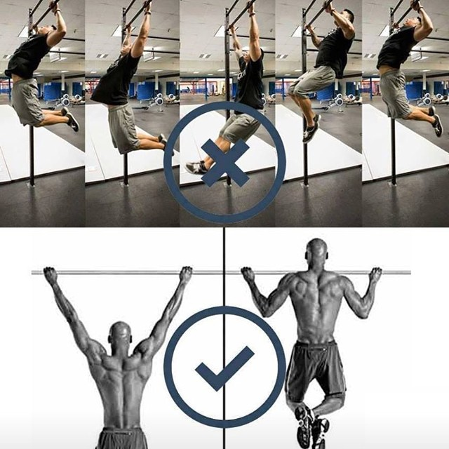 pull-up rules