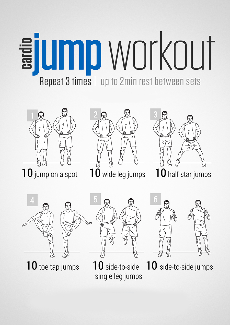 Jump Workout