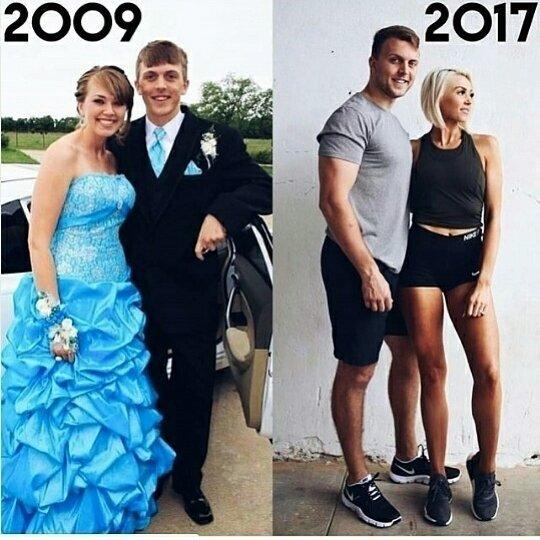 Body transformation amazing