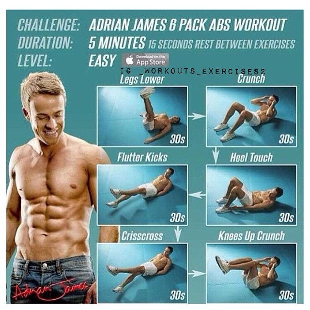 6 pack ABS