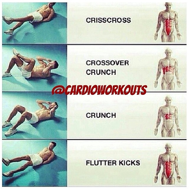 Exercise for ABS