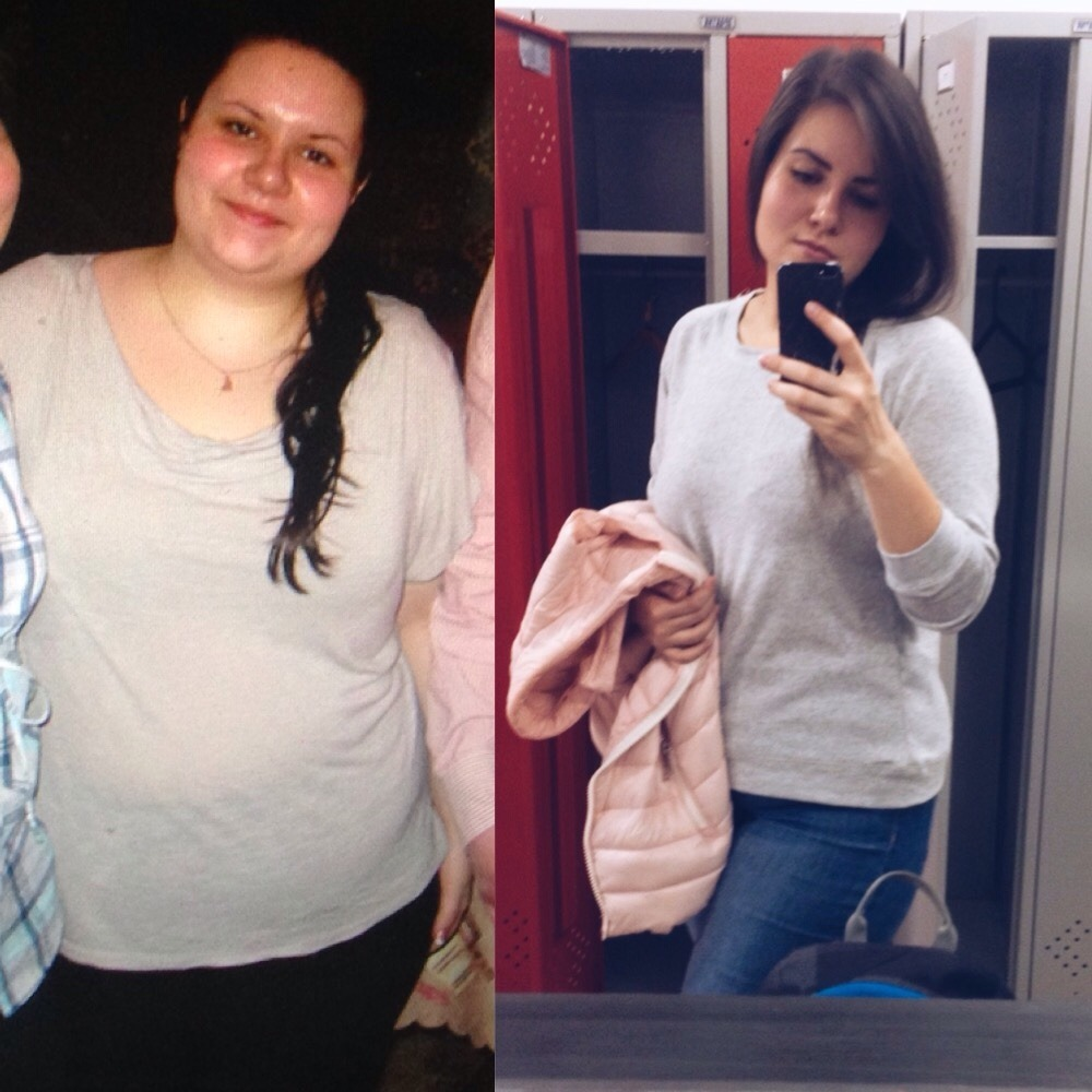 MOTIVATIONAL Before & After pics here