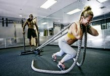 Exercise for endurance (crossfit)