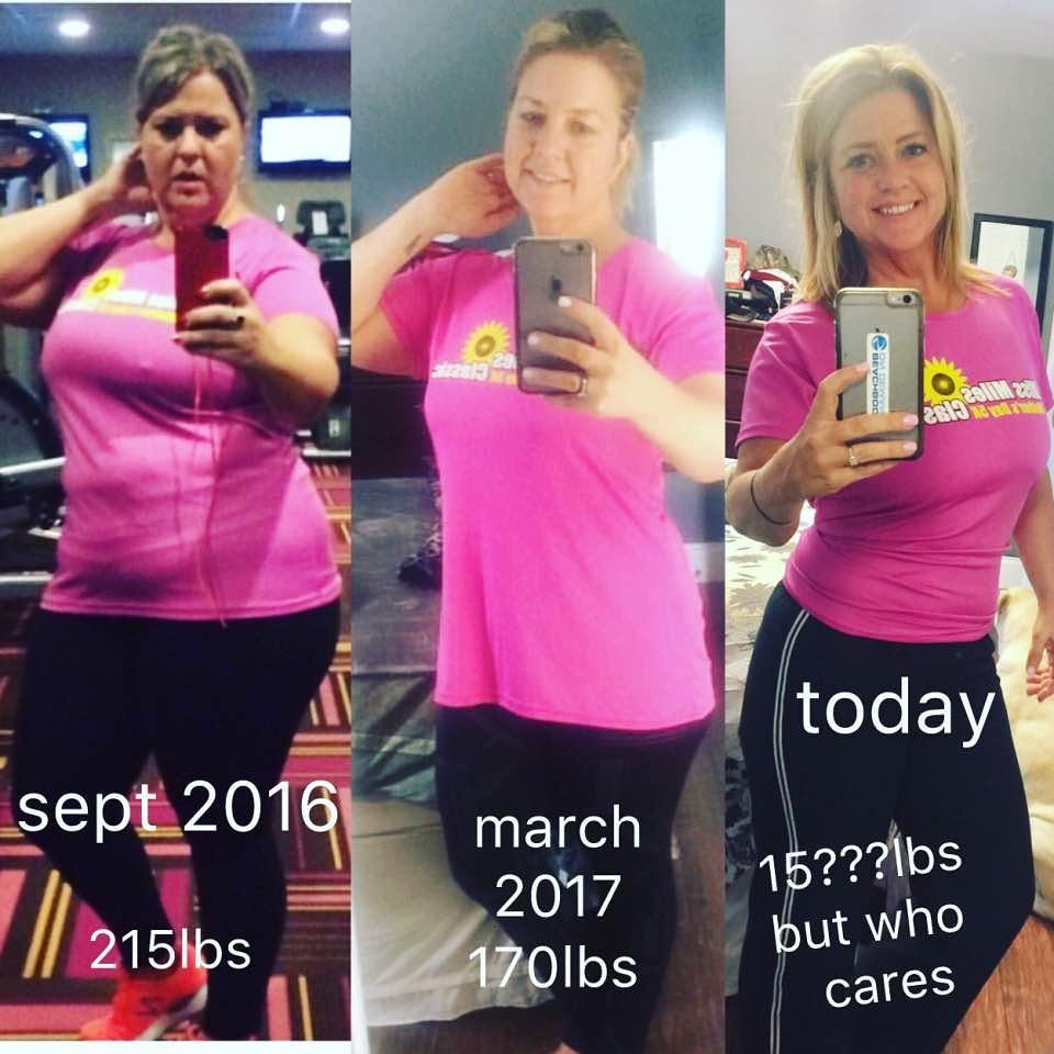 fitness journey weight loss