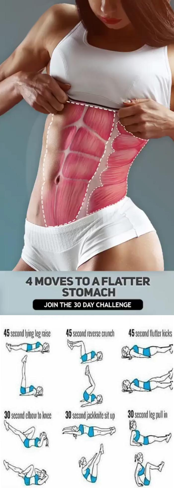 Moves Flatter Stomach