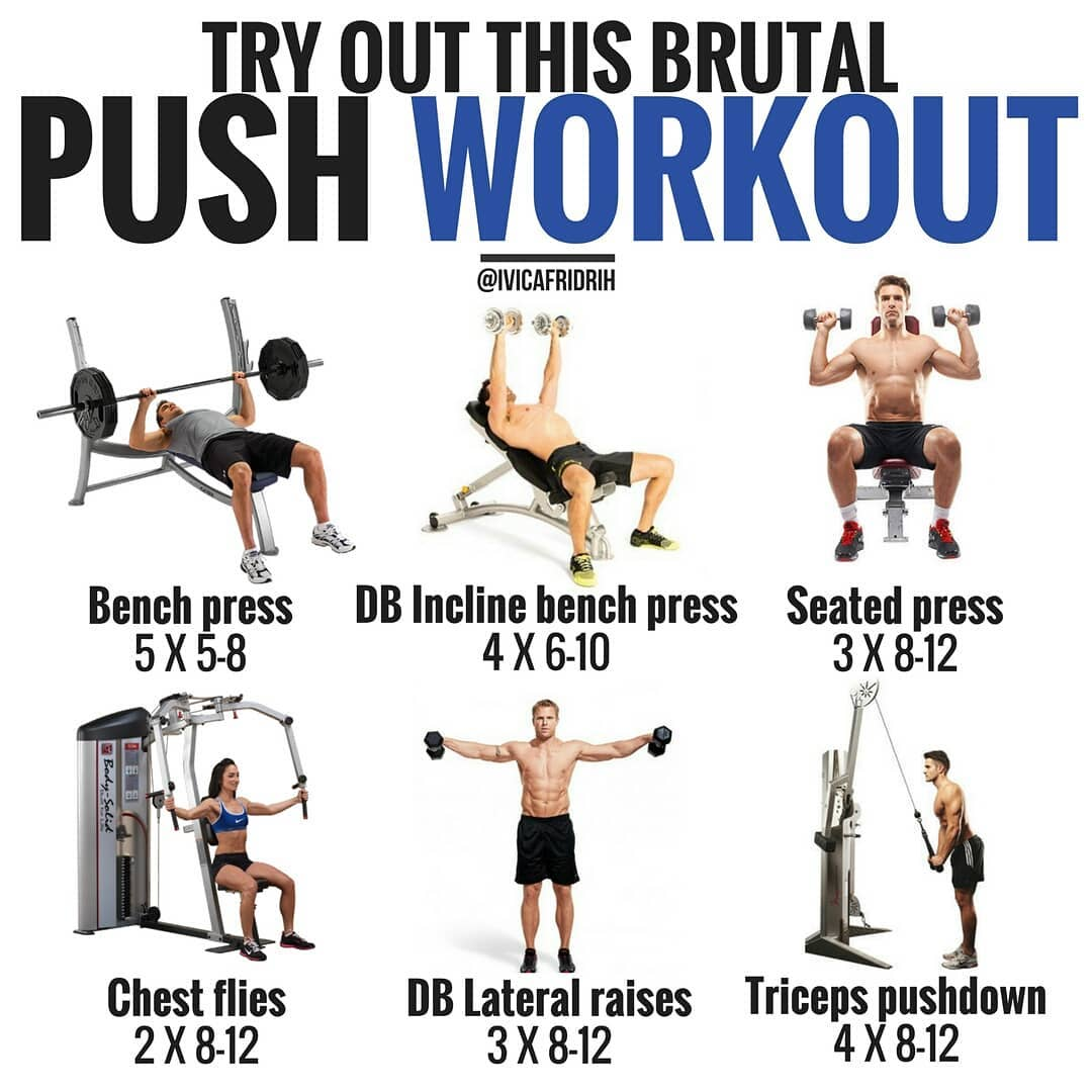PUSH WORKOUT