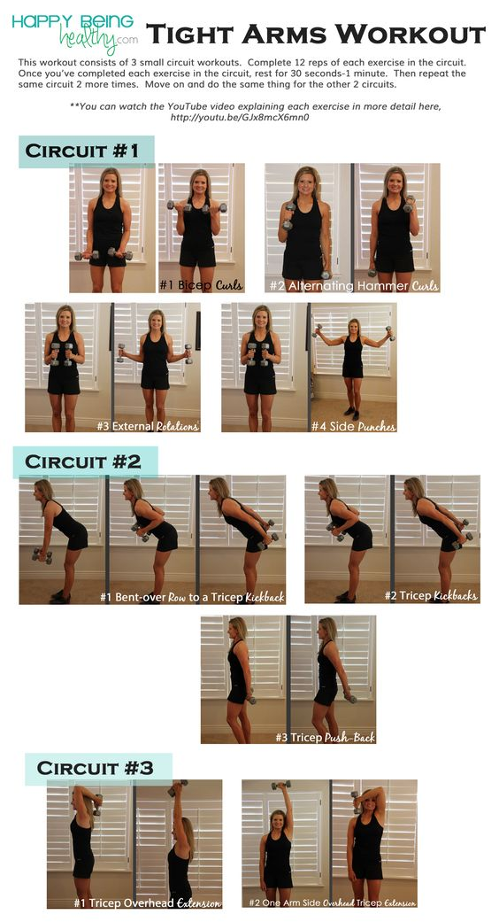 Tight Arm workout!