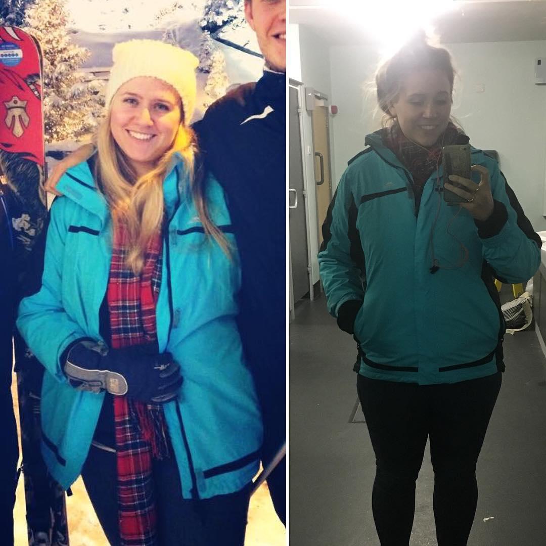weight loss pics