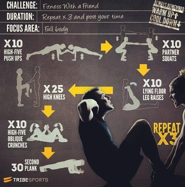 Exercises Challenge!