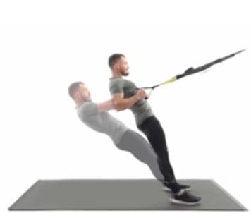 How to Do TRX back row