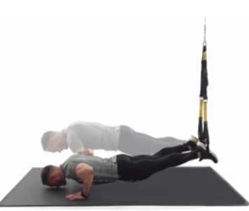 how to do trx pushups workout