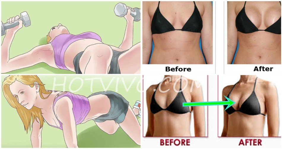 Exercises To Lift, Firm And Shape Your Breasts