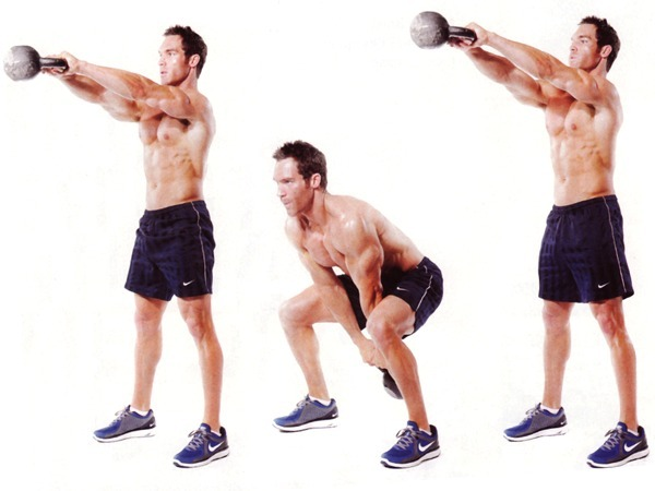 Swing exercises