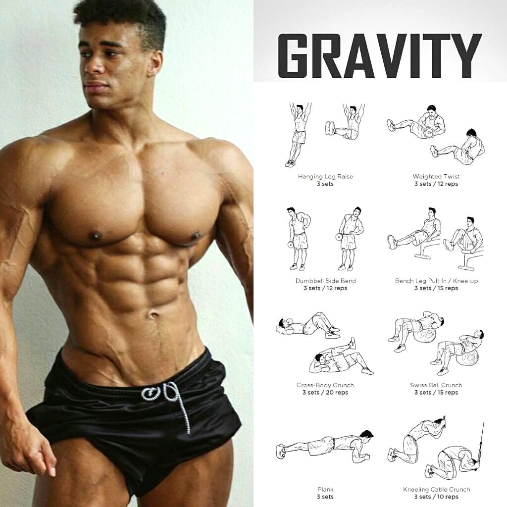exercises Gravity