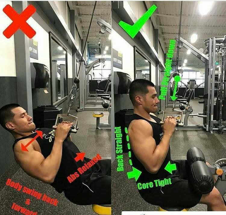 block traction to chest