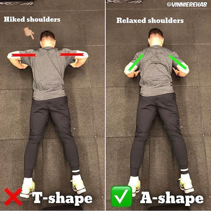 hand position for push-ups
