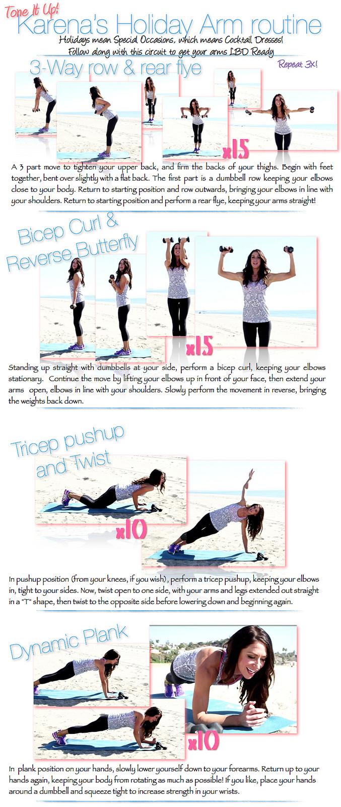 exercises fitness