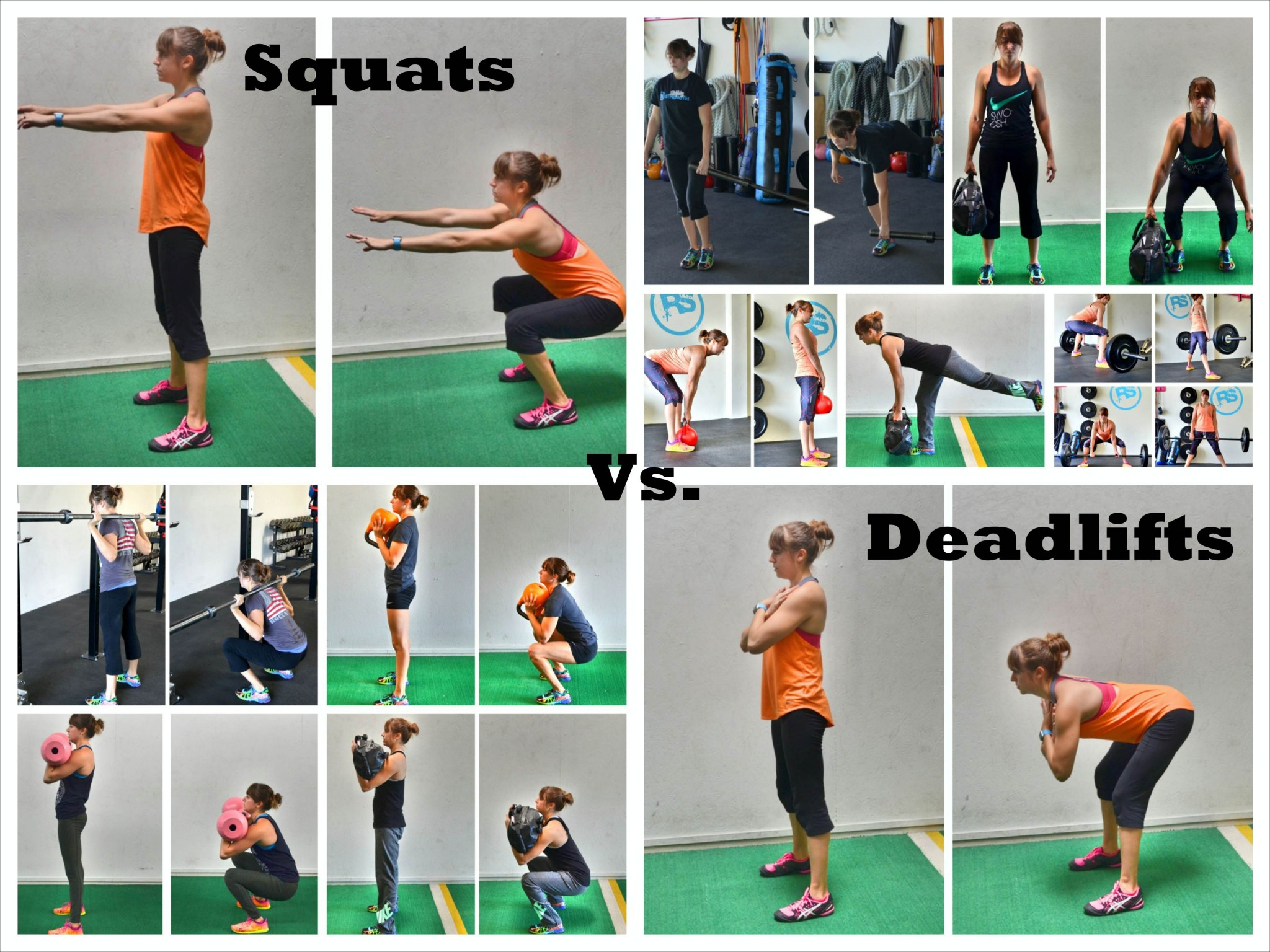 Squats vs. Deadlifts | Redefining Strength