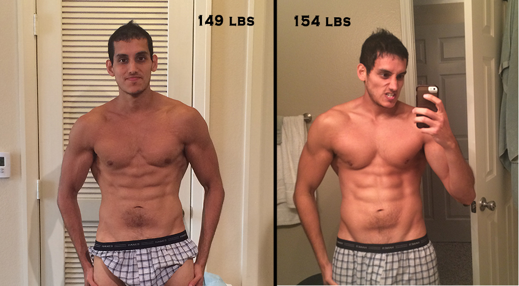 Bulking Update – 5 lbs in 2 Months – My Prime Fitness