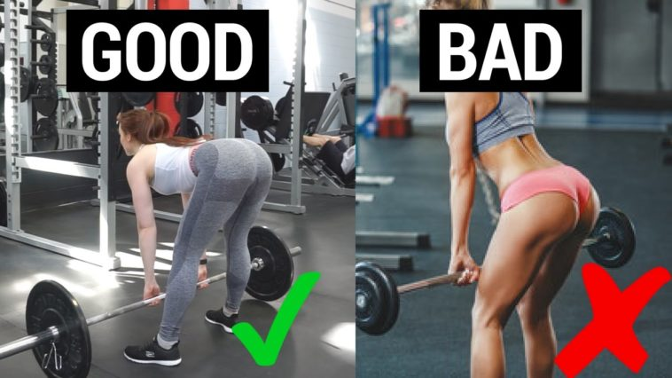 Сorrect exercises: good & bad