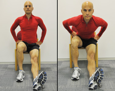 knee exercises for runners  weighteasyloss