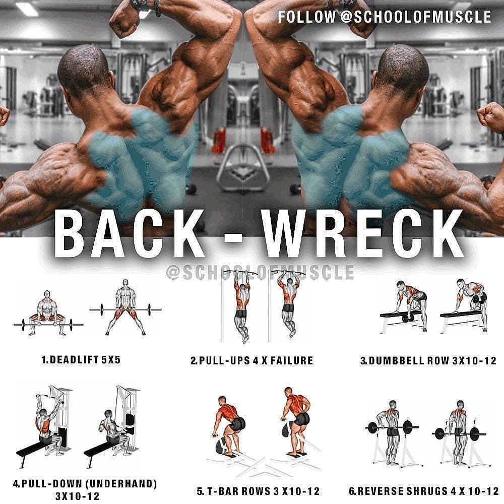 back - wreck