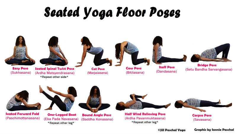 Yoga offers many benefits