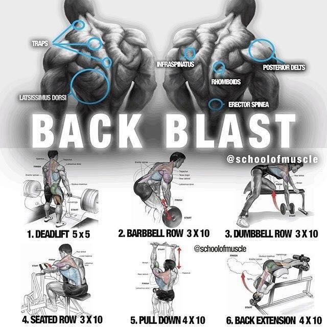 back day & back blast