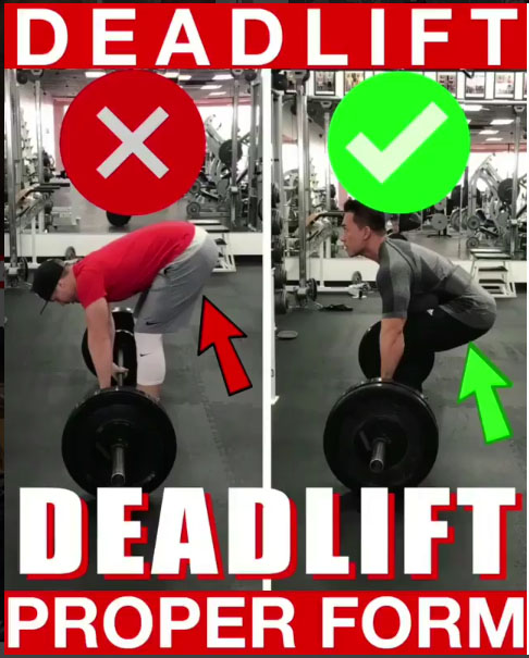 How to do deadlift