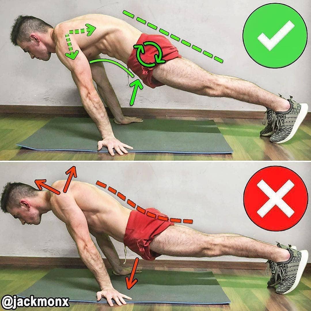 Planche (lean) technique