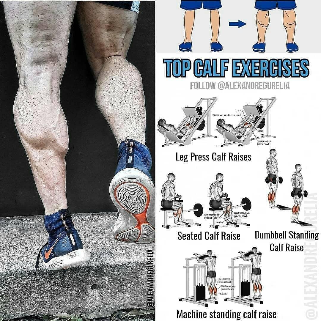 Legs exercises
