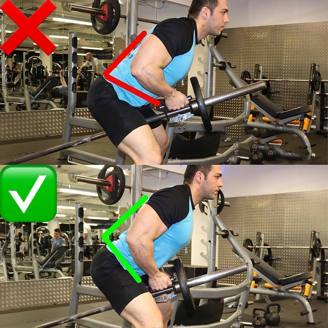 How to TBAR ROW