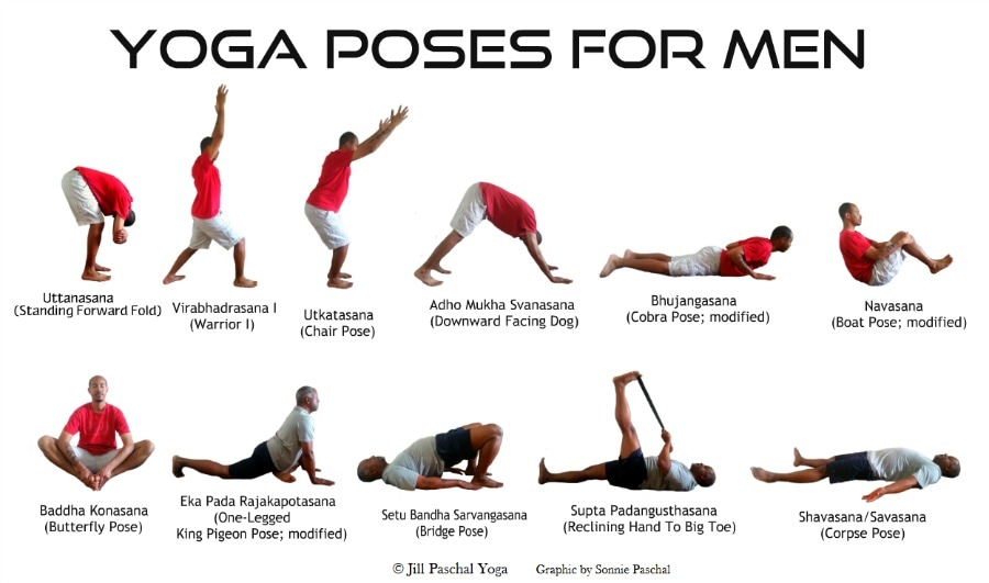Yoga is one of the best aerobic exercises