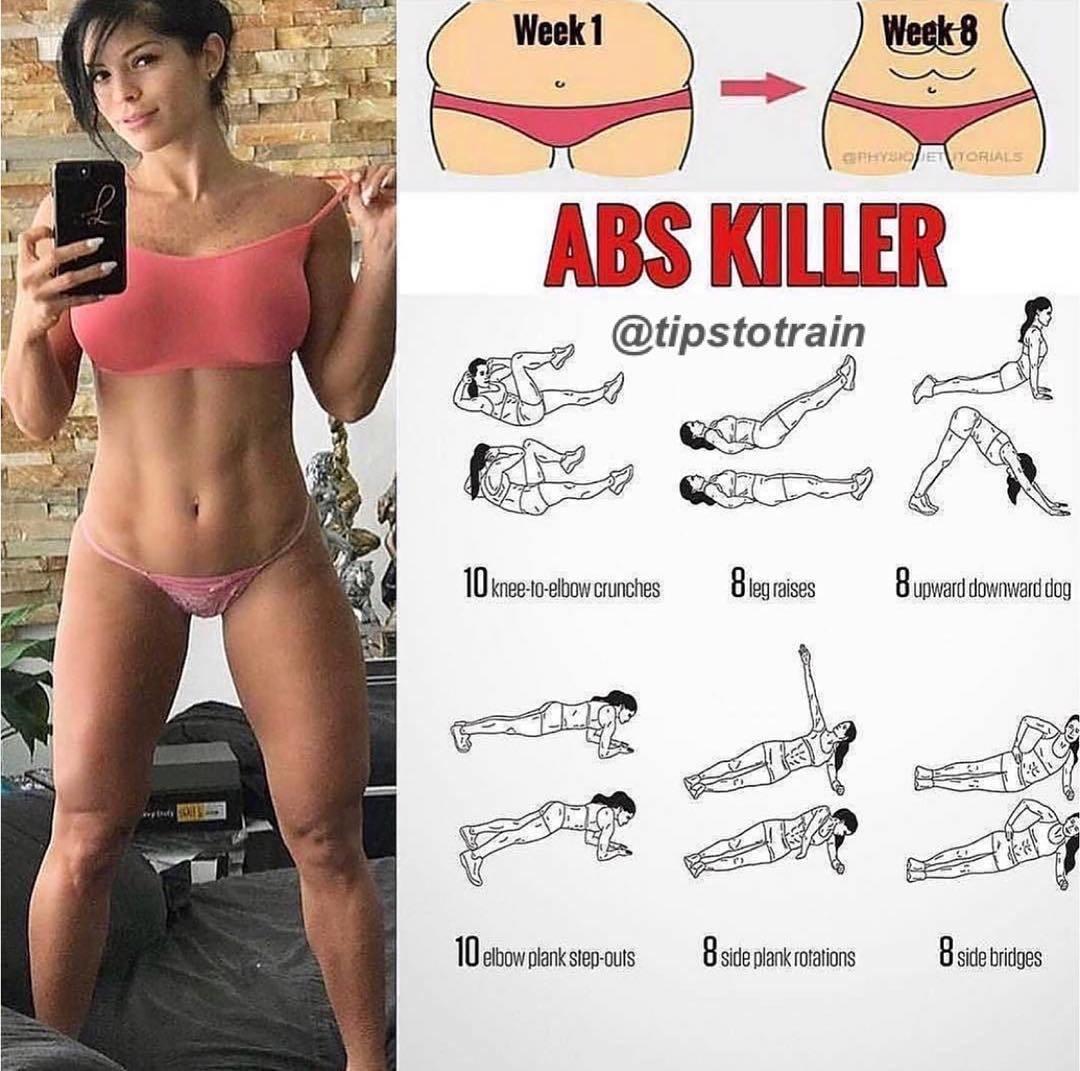 Abs Killer Workout
