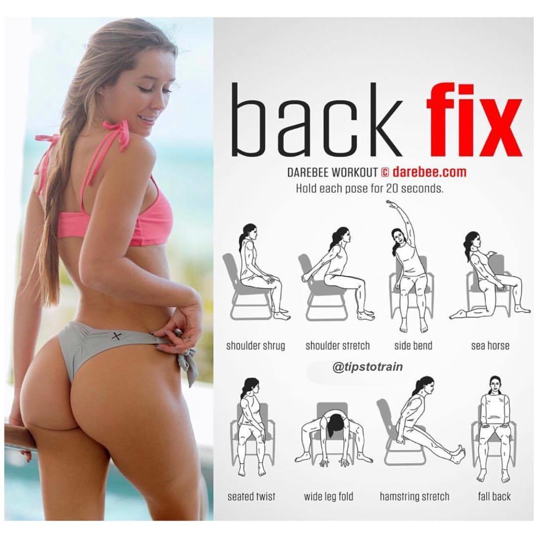 FIX THAT BACK