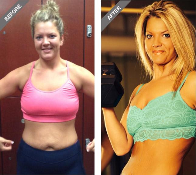 Christine H. - 90 Day Challenge Transformation