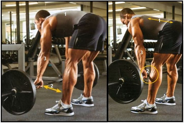 classical deadlift