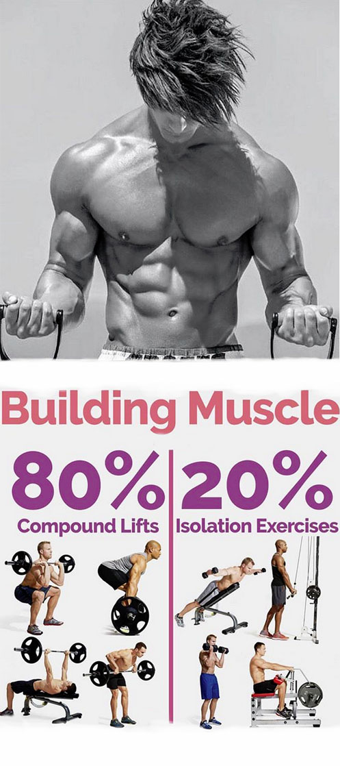 When do muscles grow best?