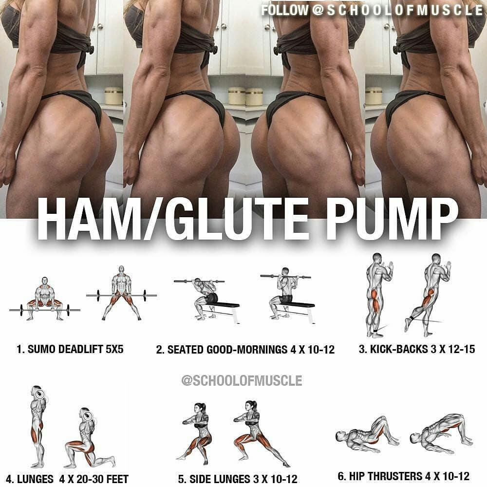 HAM/GLUTE PUMP